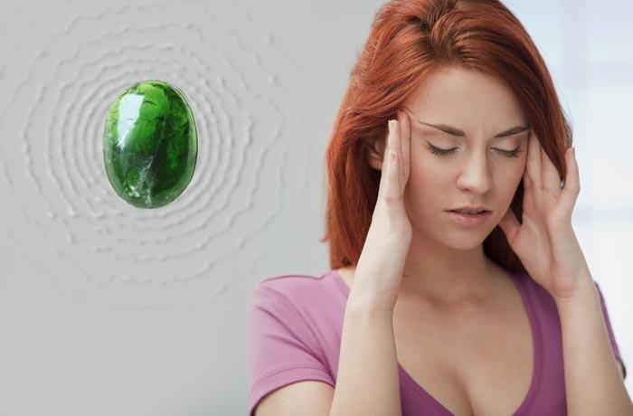 хромдиопсид от головной боли