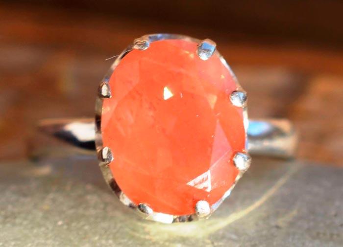 кольцо с аднезином