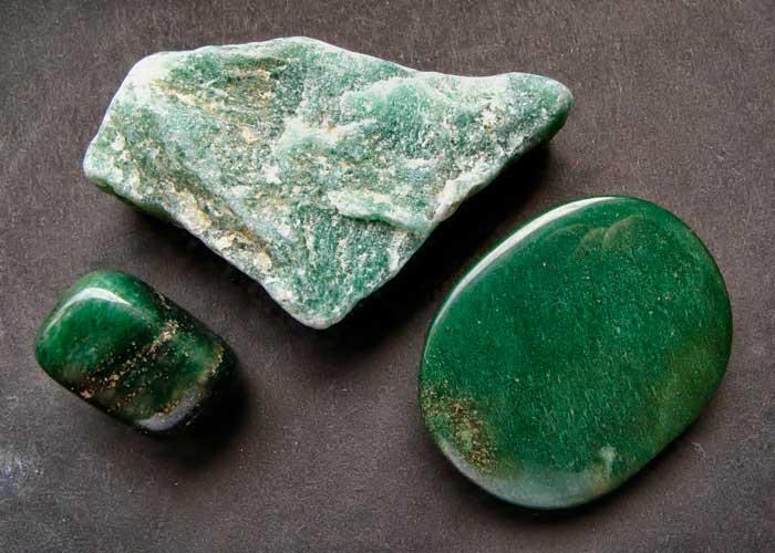 камень авантюрин