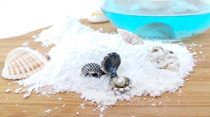 жемчуг в соли