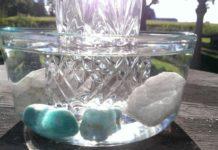 кварц в воде