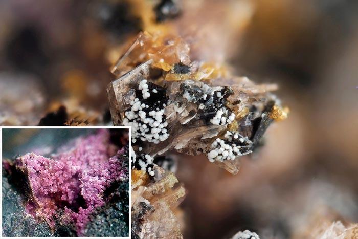 месторождение фосфосидерита