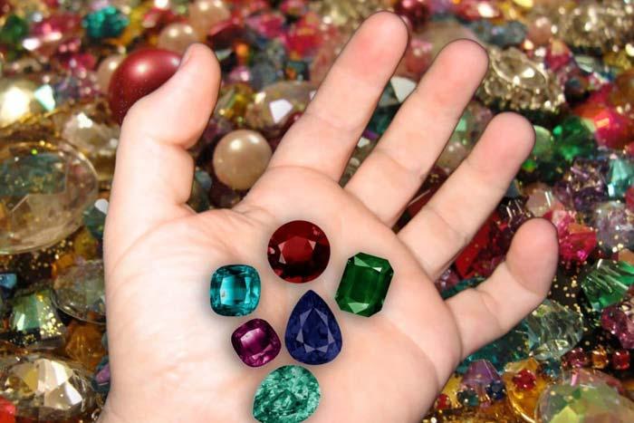 Природные камни их виды и свойства