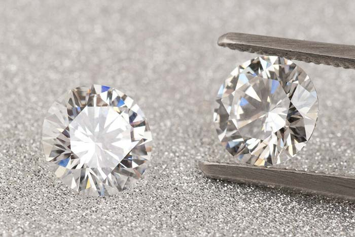 синтетические бриллианты