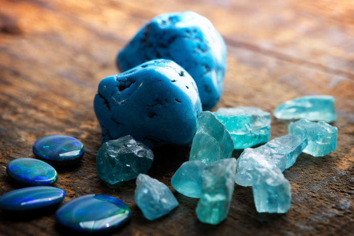 опал камни